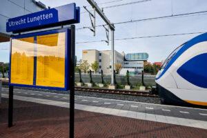 Aristo Utrecht Lunetten bereikbaarheid